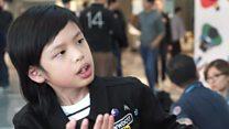 10 yaşında kendi mobil uygulamalarını yazan yazılımcı