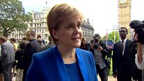 Sturgeon: Voters rejected hard Brexit