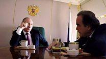 """Стоун про Путіна: він каже на США """"наш партнер"""""""