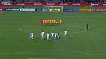 सऊदी टीम दो मिनट का मौन भी नहीं रख पाई?