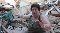 Землетрус на Лесбосі: шок і руйнування