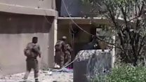 Iraqi troops advance on IS in Mosul