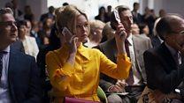 Julia Stiles on art world drama Riviera