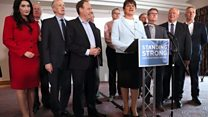 The DUP: Partners in government