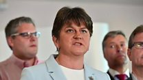 Who is Arlene Foster?