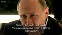 """Vladimir Putinlə söhbət: """"Putin qərblə daha yaxşı əlaqələr istəyirmi?"""""""