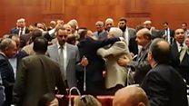 مصر: مشادات داخل البرلمان بسبب تيران وصنافير