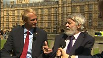 Wales' oldest and youngest MPs