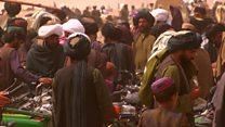 तालिबानको प्रभाव क्षेत्रमा