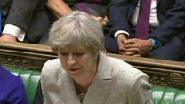 نشست رودرروی نخست وزیر بریتانیا و رهبر حزب دموکراتیک اتحادگرا