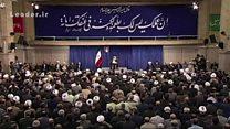 هشدار رهبر ایران در مورد امکان تکرار تجربه اولین رئیس جمهوری