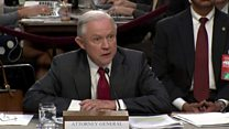 Angry exchange at Sessions hearing