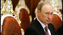「プーチン大統領を信じる」 O・ストーン監督がドキュメンタリー制作