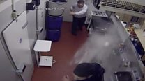 Restaurant boss jailed for boiling water assault