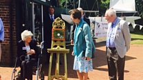 Princess Anne opens new regatta