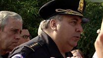 Capitol police chief: Response saved lives