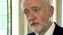 Corbyn questions tower block resources