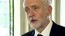 Corbyn calls for details of Tory-DUP deal