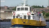 Shields Ferry given new life