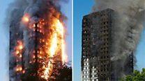 حماية الأبراج السكنية من الحرائق : مسؤولية من ؟