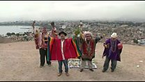 Peru şamanlarından sülhə çağırış