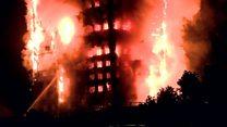 A Londres, plusieurs morts dans l'embrasement d'une tour résidentielle