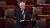Sanders 'sickened by this despicable act'