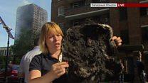 Лондонский пожар: всему виной обшивка здания?