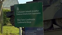 Investigation into Castlemartin incident
