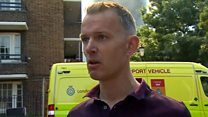 【ロンドン火事】「懸念を伝えていたが調査されなかった」元住民代表