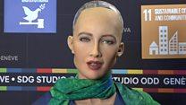 İnsan benzeri robotlarda ulaşılan son nokta