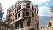 """""""رأيت مدينتي تحتضر"""" تقرير الصليب الأحمر لرصد حروب المدن"""