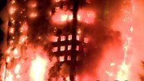 Повний жах: як гасили пожежу в Ґренфелл-тауер