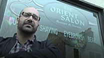 The Syrian barber of Bute