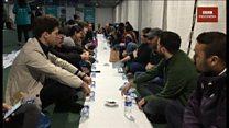 Tenda Ramadan: Proyek komunitas yang dibentuk mahasiswa London