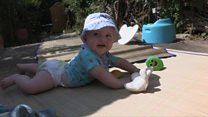 How to keep your baby safe in hot weather