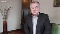 Текебаевдин соту жана президенттик шайлоо