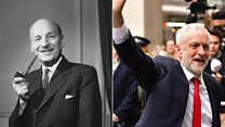 Just how similar are Clement Attlee and Jeremy Corbyn?