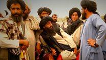 Exclusivo BBC Mundo: cómo se vive en el hermético territorio controlado por El Talibán en Afganistán