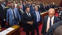 """""""C'est un appel à la raison de tous les acteurs politiques congolais"""""""