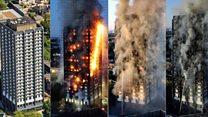 ¿Cómo pudo propagarse tan rápido el fuego que consumió la Torre Grenfell en Londres?