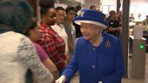 Королева і принц прийшли до мешканців Grenfell Tower