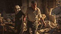 صور الصراع في سوريا