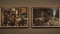 موزه جنگ بریتانیا میزبان نمایشگاه زندگی در خاکستر جنگ سوریه