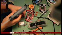 Робот аял жана электрондук жаңы ачылыштар