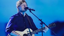 Ed Sheeran appointed MBE
