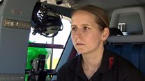 'Unexpected' MBE for flying medic