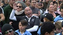 Kiwis bid to reclaim haka world record