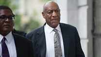 Bill Cosby: From trailblazer to accused