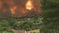 دستکم 60 نفر در آتش جنگلهای پرتغال سوختند